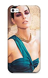 Protective Tpu Case With Fashion Design For Iphone 5c (hilary Rhoda)