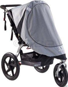 BOB Sun Shield for Revolution/Stroller Strides Single Stroller