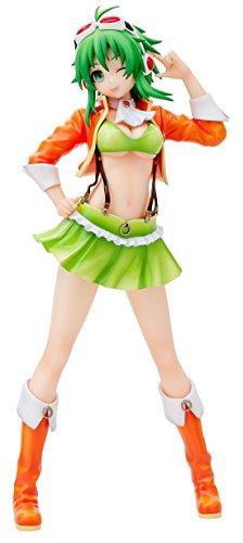 Aquamarine Megpoid: Mamamashiki Gumi 1:8 Scale PVC Figure Statue (Gumi Vocaloid Figure compare prices)