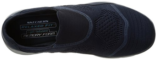 outlet locations for sale cheap price outlet Skechers USA Men's Glides Elten Slip-on Loafer Navy clearance from china cheap sale brand new unisex NACj6Q