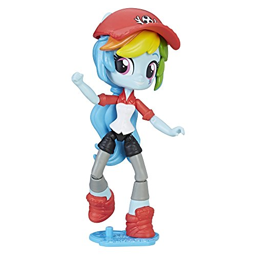 My Little Pony Equestria Girls Mall Collection Rainbow Dash (Collection Girl Sporty)