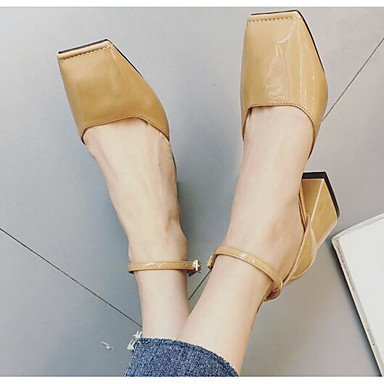 Camel Spring Casual RTRY 3 Summer Heels 4In Women'S Leather Beige US6 EU36 CN36 Nude 3In 3 Patent Comfort UK4 00ptzxqw