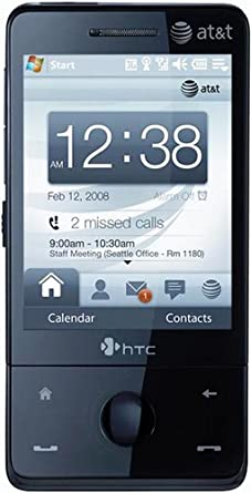 amazon com htc fuze black at t cell phones accessories rh amazon com