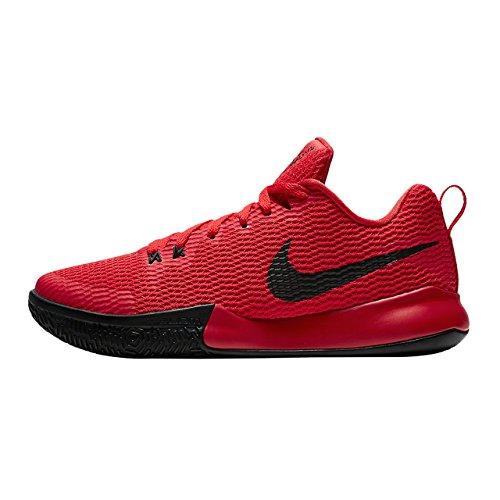 Nike Hommes Zoom Vivre Ii Ep, Université Rouge / Noir Université Rouge / Noir