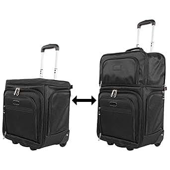 Amazon Com Ciao Convertible Expandible Under Seat Carry
