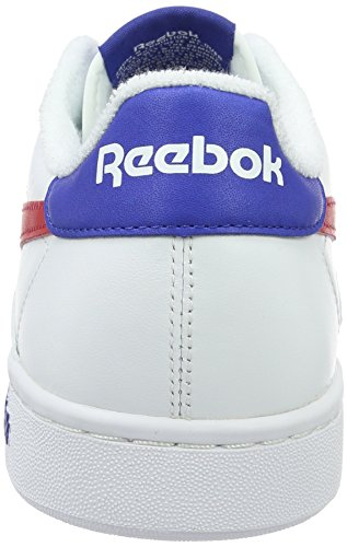 Red Reebok Uk Basse excellent Uomo Scarpe Royal Da collegiate Bianco Npc Ginnastica white Retro ggnSrwxOqZ