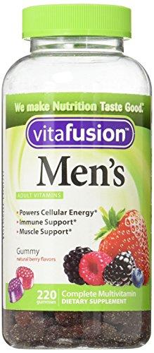 Vitafusion Mens Complete Multivitamin 220 Gummies For Sale