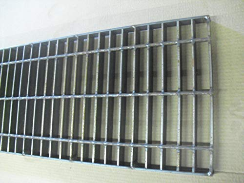 Floor Grating 19W4 1x3/16 Fully Banded 12x36 by TNT METALS