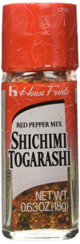 (House - Shichimi Togarashi × 2 sets- Japanese Mixed Chili Pepper)