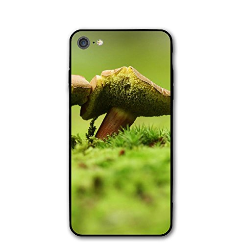 Smurf Mushroom (Smurf Mushroom Soup IPhone 7 Case,iPhone 8 Case Printing Cell Phone Shell)
