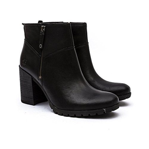 Timberland Boots Black Zip Ankle Swazey HRprHqnS
