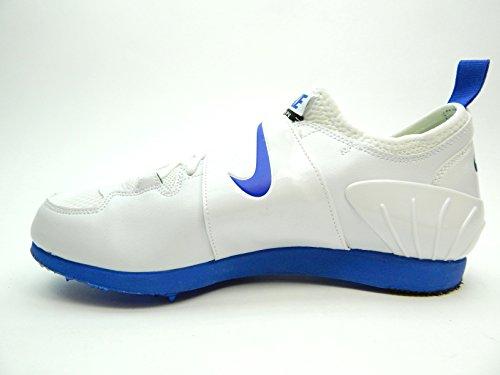 Nike Zoom Pv Ii Vit / Blå / Svart 317404-100 (storlek: 12,5 Män