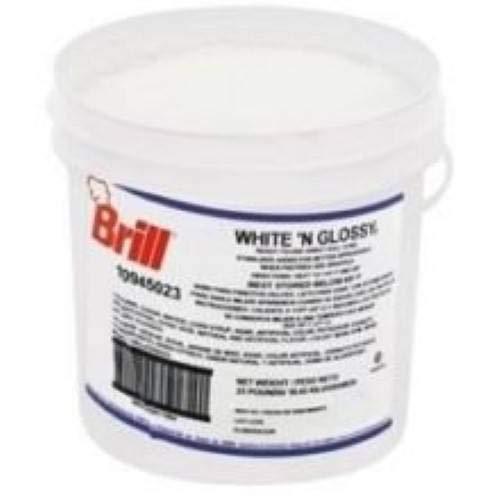 HC Brill White N Glossy Icing, 23 Pound -- 1 each.