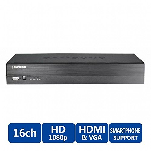 Samsung-SRD-893-2TB 8-Channel 1080p Analog HD Real-Time Coaxial DVR