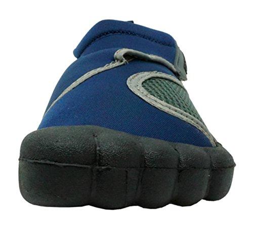 Zapatos De Agua Para Hombre Y Mujer Fresko Con Dedos De Los Pies Navy