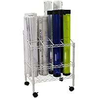 Apollo Hardware White Wire Roll File 12-Compartment