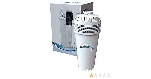 Filtro Anti Bacteria para Agua contaminada. Se Adapta a Wamery ...