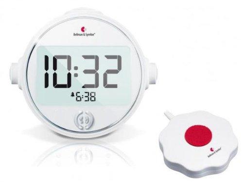 ベルマンアラームクロック プロ 多機能デジタル振動式目覚まし時計 B006ZHO5DU