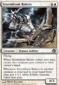 Magic: the Gathering - Stormfront Riders - Planar Chaos - Foil