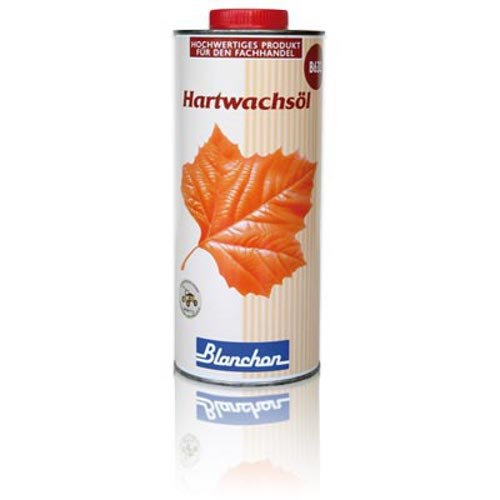 Blanchon Hard Wax Oil 1 Ltr Natural B632