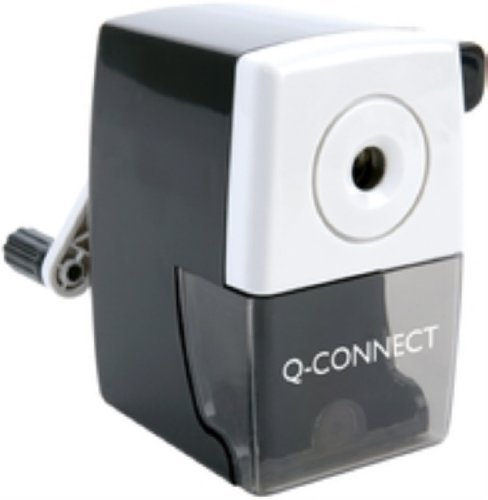 (Q-Connect A4 Clear Elasticated Folder KF02315 )