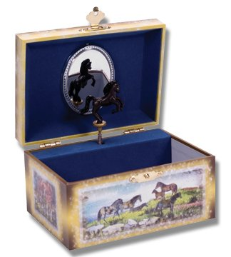Schylling Toys Schylling Toys Horse Jewelry Box