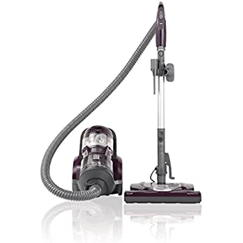 Kenmore 22614 Bagless Canister Lightweight Vacuum Cleaner Purple