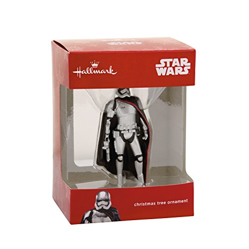 Hallmark Star Wars Captain Phasma Christmas Ornament