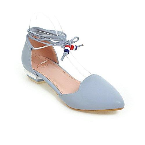 Bleu 36 5 Femme Sandales BalaMasa Bleu ASL05100 Compensées wBqf6nZ