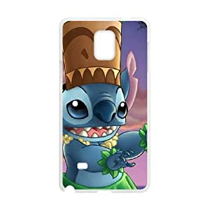 Lilo and Stitch 2 Stich Has a Glitch Samsung Galaxy Note 4 Cell Phone Case White as a gift W4499656