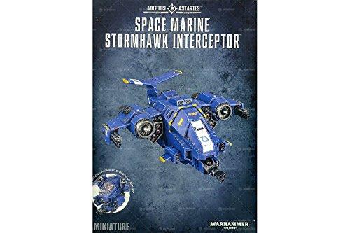 Adeptus Astartes Space Marine Stormhawk Interceptor Warhammer 40,000 -
