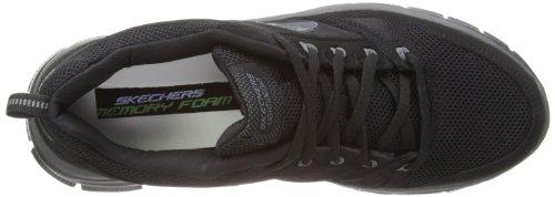 Zapatillas De Deporte Skechers Sport Hombres Flex Advantage Memory Foam Black