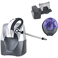 Plantronics CS70n Wireless Headset System With Lifter And Online Indicator (Certified Refurbished)
