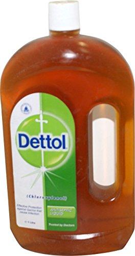 Reckitt Benckiser Dettol First Aid Antiseptic Disinfectan...