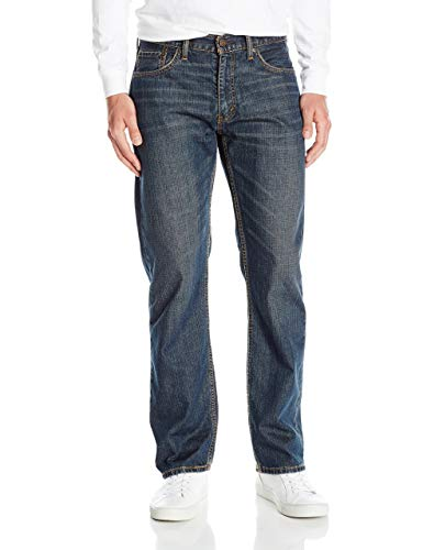 c6a595cf0f Levi's Men's 559 Relaxed Straight Fit Jean - 34W x 32L - Range