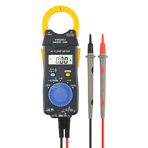 Hioki 3280-10F - AC Current Clamp Meter with Broad Operating
