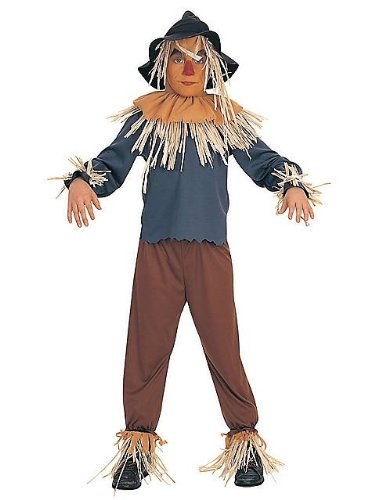 Rubie's Wizard of Oz Scarecrow Costume: Boy's Size 8-10 ()