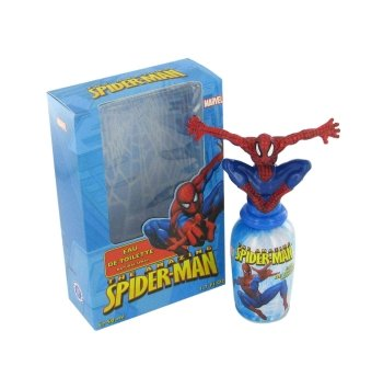 Spiderman by Marvel Eau De Toilette Spray 1.7 oz