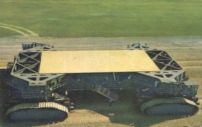 John F Kennedy Space Center, Florida Postcard (Johns Town Center)