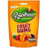 Rowntrees Fruit Gums (120g x 12)