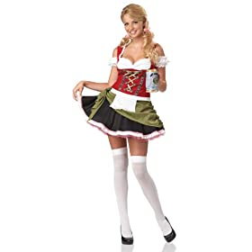 California Costumes Women's Bavarian Bar Mai...