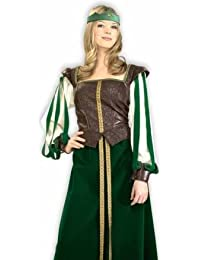 Maid Marion Deluxe Adult Designer Costume Size 2-6 Small
