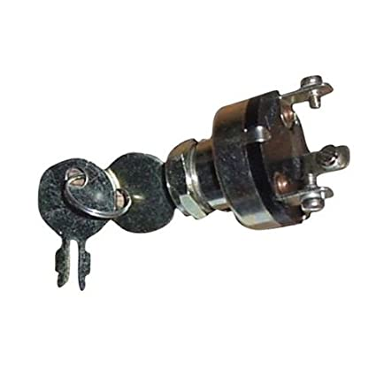 Ignition Switch For Massey Ferguson Tractor 35 50 Others-180681M93