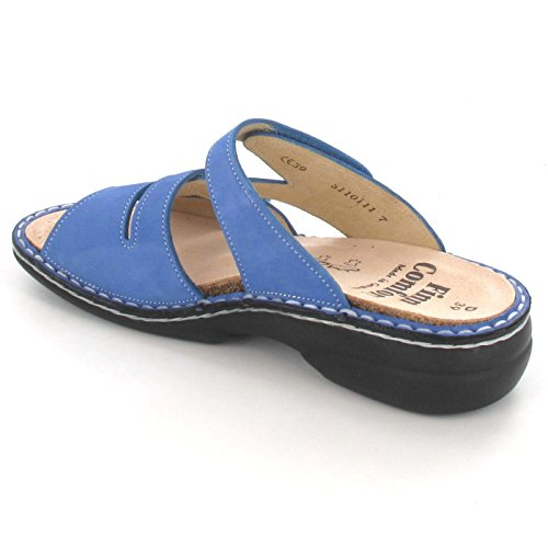 Finn Comfort chanclas para mujer azul 43 EU Azul