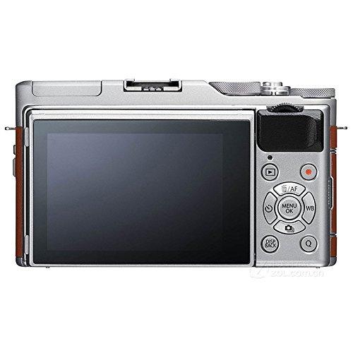for FujiFilm X-A5 Glass Screen Protector - [2 Pack] Fuji X-A5 XA3 XA10 Camera Anti Scratch Tempered Glass Screen Protector 9H Hardness High Clear Film