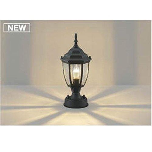 コイズミ 門柱灯  AU47343L  『門柱灯 エクステリア照明 ライト』 B0772V85CG 11970
