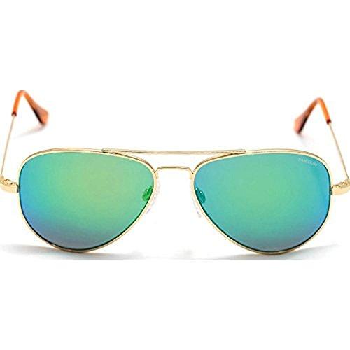 23k Skull Green Mirror Fl Sunglasses Ar Randolph Concorde Gold Spectrum IwqFHXRg