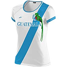 Guatemala Slim Women Soccer Jersey Exclusive Design