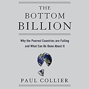 The Bottom Billion Audiobook