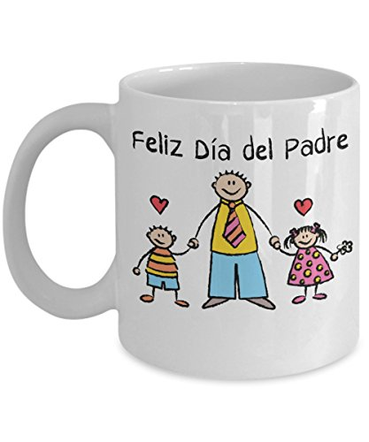 feliz-dia-del-padre-taza-de-cafe-happy-fathers-day-coffee-mug-spanish-language-mug